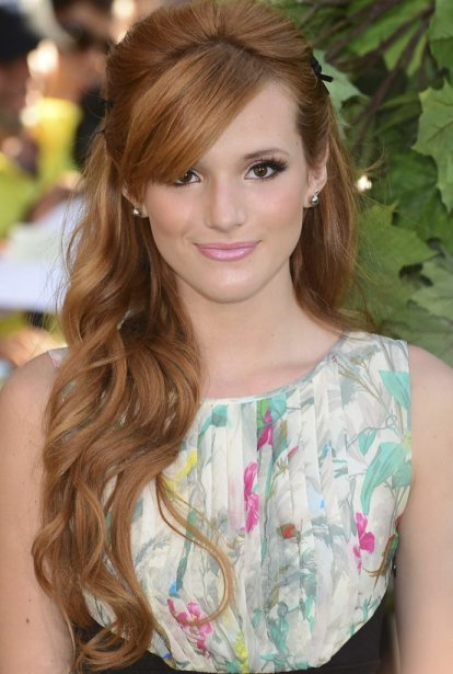 Bella Thorne | 14 août 2012