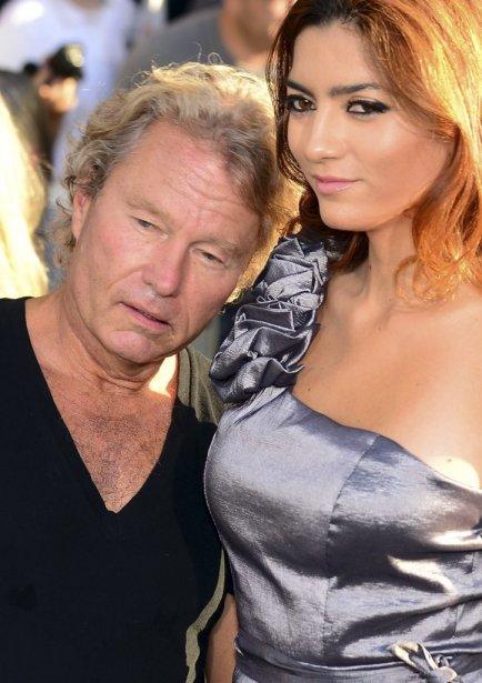 John Savage et Blanca Blanco | 14 août 2012