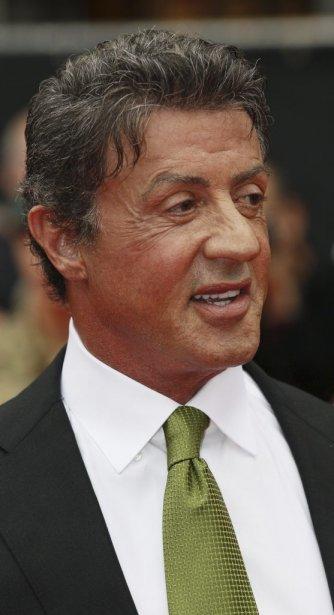 Sylvester Stallone | 14 août 2012