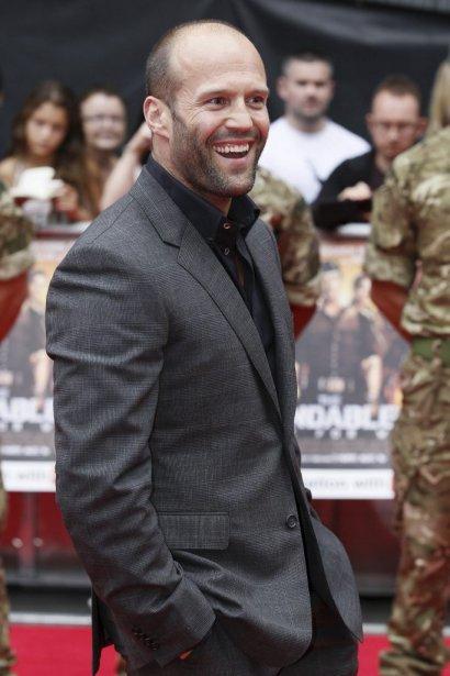 Jason Statham | 14 août 2012