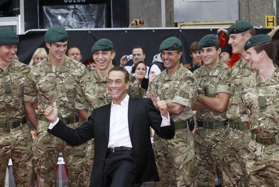 Jean-Claude Van Damme | 14 août 2012