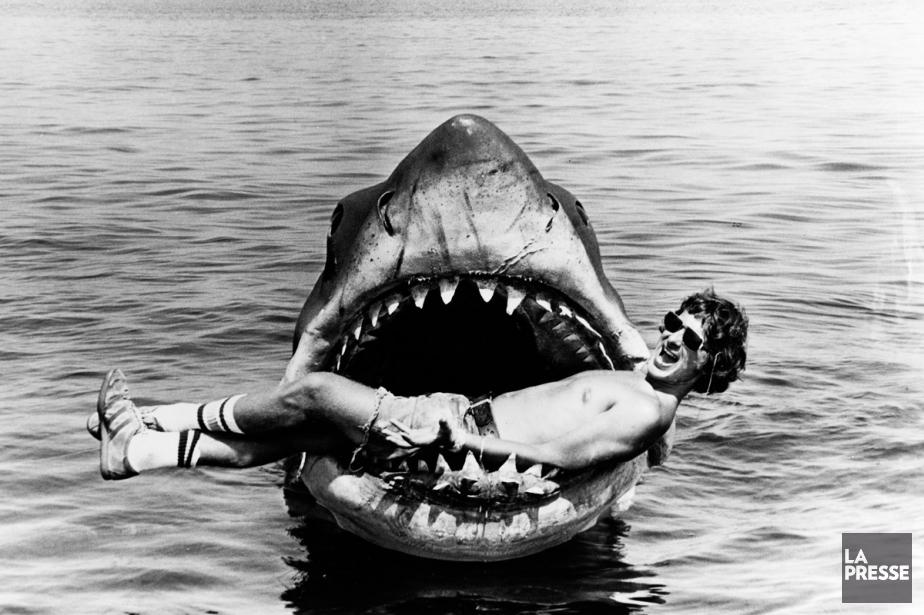 À 27 ans, Steven Spielberg possédait déjà les... (Photo: archives La Presse)