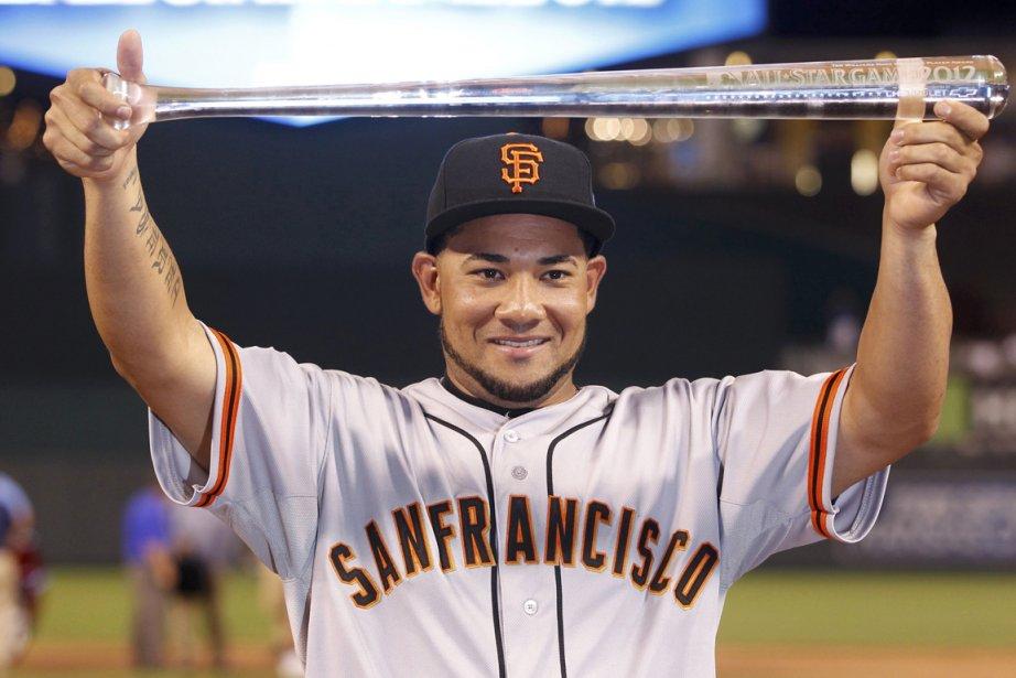 Melky Cabrera... (Photo : Jeff Haynes, Reuters)