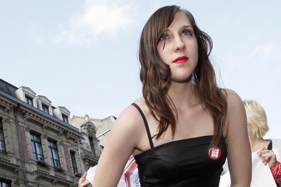 Le harcèlement de rue est au coeur d'une... (Photo: Sébastien Pirlet, Reuters)