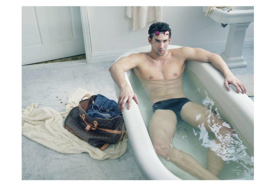Michael Phelps est la nouvelle vedette de la...