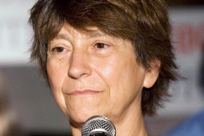 Françoise David... (La Presse Canadienne)