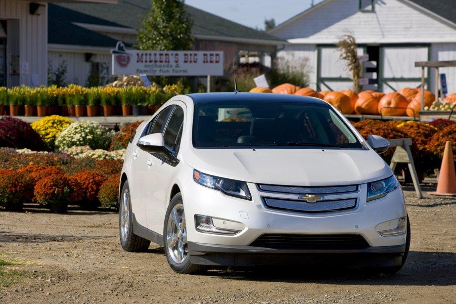 Selon un sondage du magazine Consumer Reports, 92%... (Photo fournie par GM)