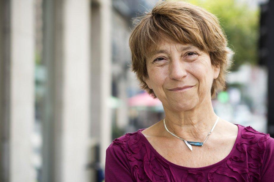 Françoise David est la présidente et la porte-parole... (Photo: Ninon Pednault, La Presse)
