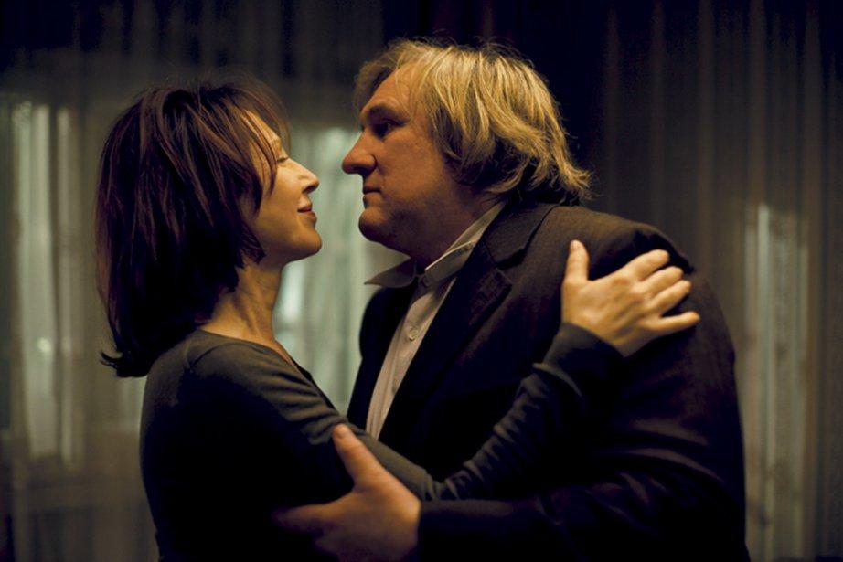 En plus des monstres sacrés Gérard Depardieu et... (PHOTO FOURNIE PAR FILMS SÉVILLE)