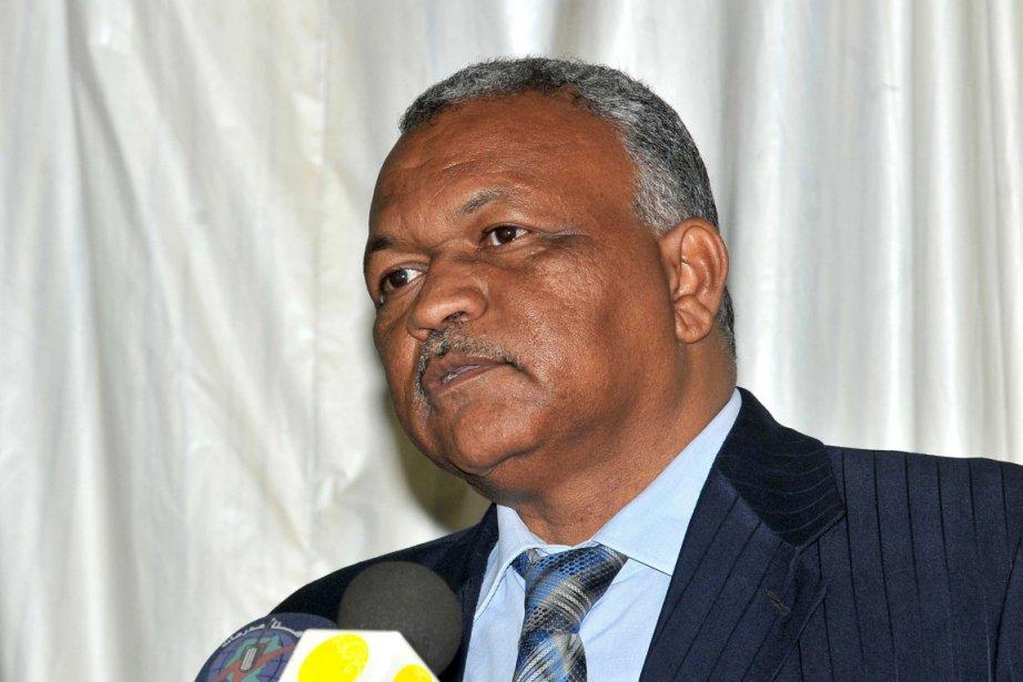 Le ministre Ghazi Sadeq Abdul Rahim figure parmi... (Photo AFP)