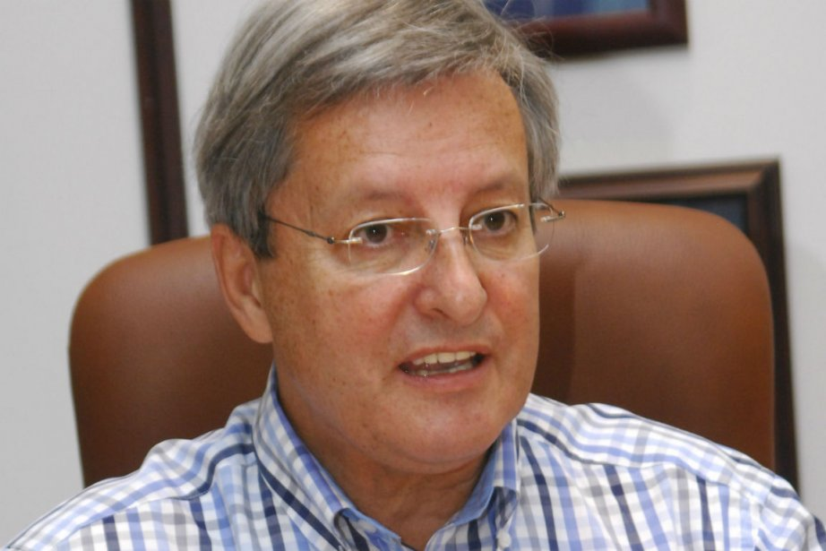 Le maire de Saguenay, Jean Tremblay.... (Photo archives La Presse)
