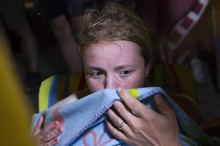 Annaleise Carr a été couverte par ses parents... (Photo: PC)