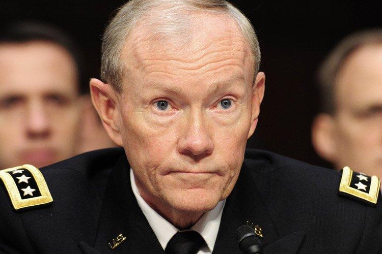 Le général Martin Dempsey.... (Photo: AFP)