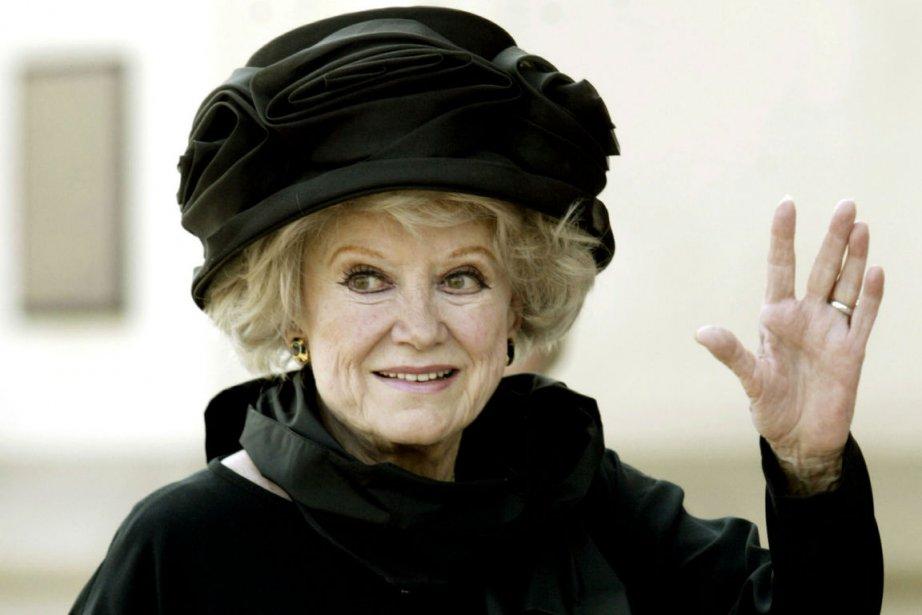 L'actrice Phyllis Diller, en 2003.... (Photo archives Reuters)