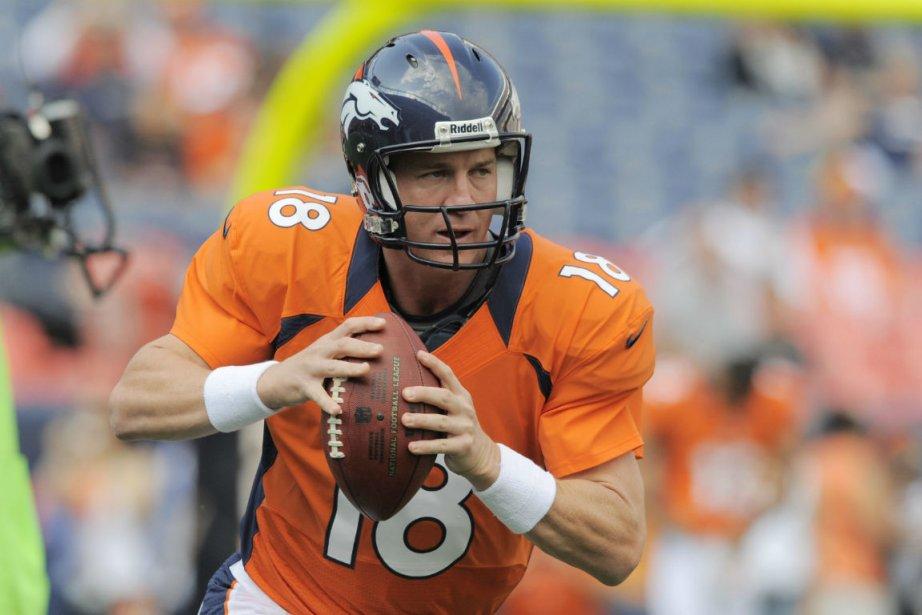 Manning décoche rapidement et anticipe bien les défenses,... (Photo Jack Dempsey, Associated Press)