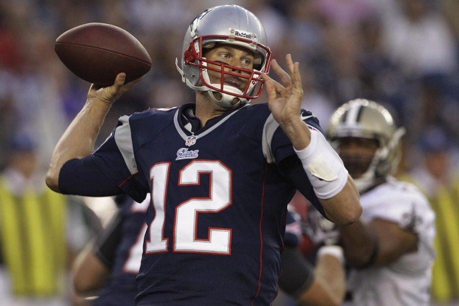 Avec Tom Brady (photo), Rob Gronkowski, Wes Welker... (Photo : Michael Dwyer, AP)