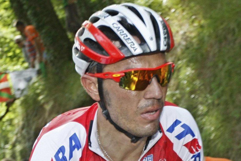Joaquin Rodriguez, deuxième du Tour d'Italie, a une... (Photo : Joseba Etxaburu, Reuters)