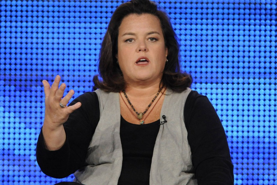 Rosie O'Donnell... (Photo: archives Reuters)