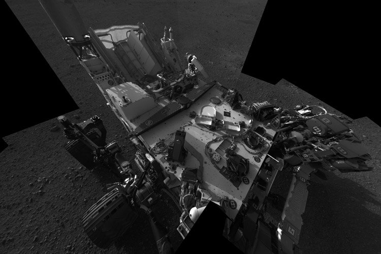Dans un premier temps, Curiosity devrait adopter un... (Photo: Reuters)