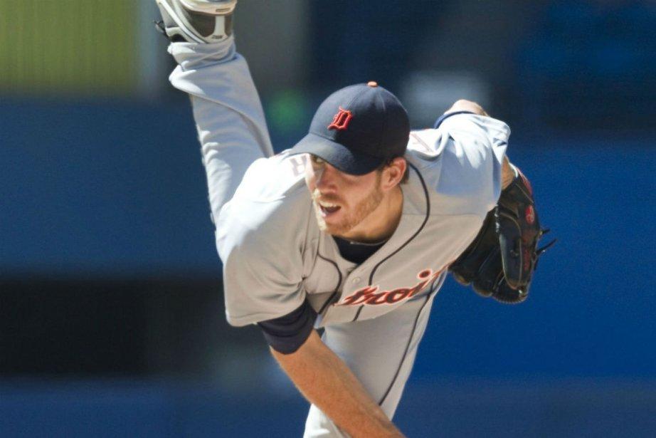Le lanceur droitier des Tigers de Detroit, Doug Fister,... (PHOTO REUTERS)