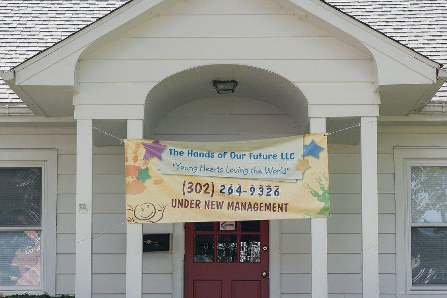 La garderie Hands of Our Future à Dover... (PHOTO JASON MINTO, ASSOCIATED PRESS)