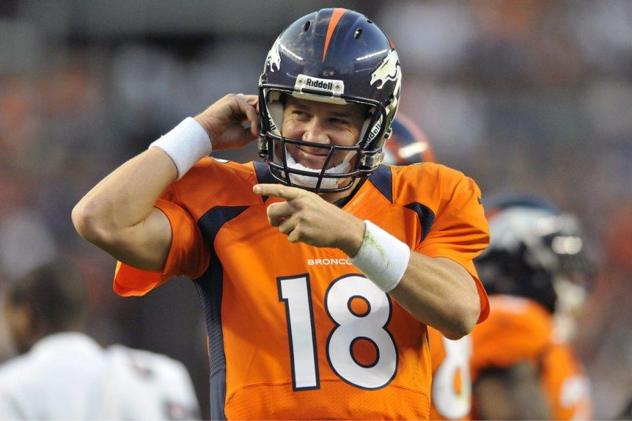 Peyton Manning (photo) travaillera avec une prometteuse jeune... (Photo : Jack Dempsey, AP)