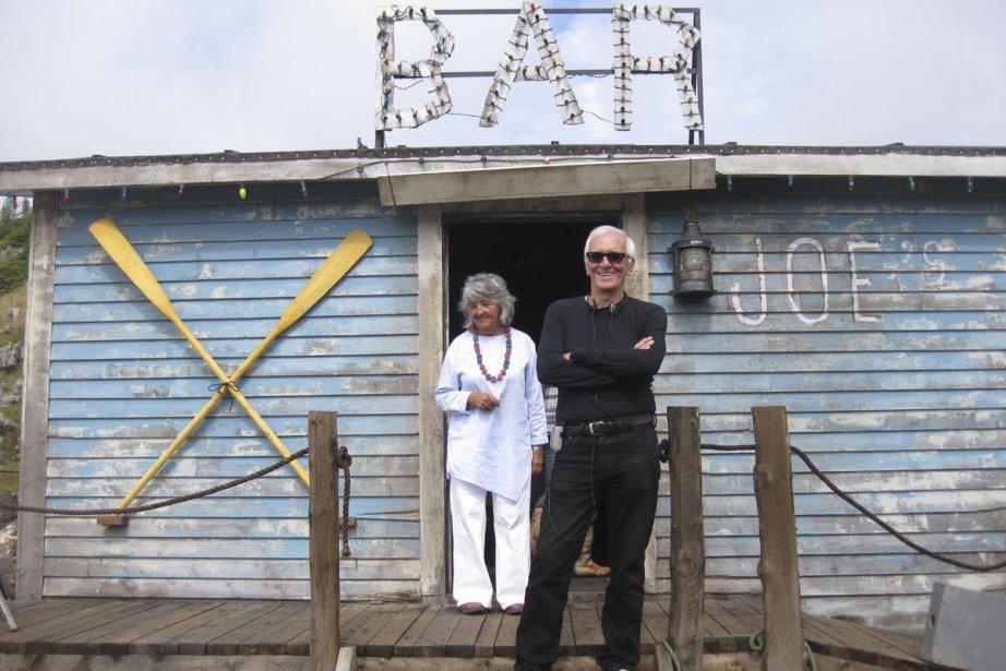 Le producteur Roger Frappier et Barbara Doran, productrice... (Photo: fournie par la production)