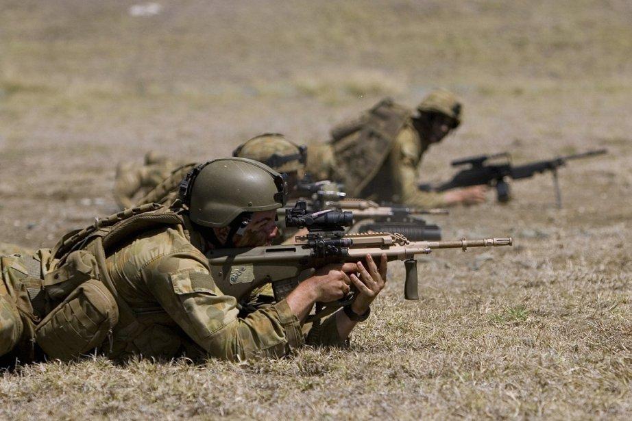 L'armée australienne doit instaurer des quotas... (PHOTO HUGH GENTRY, REUTERS)