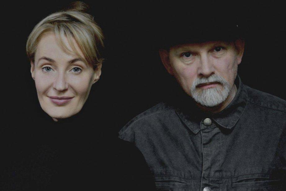 Lisa Gerrard et Brendan Perry, qui forment le... (Photo: fournie par le groupe)