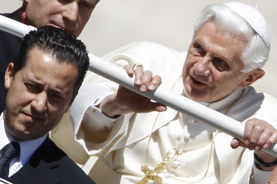 Paolo Gabriele, majordome du pape Benoît XVI.... (PHOTO ALESSANDRO BIANCHI, ARCHIVES REUTERS)