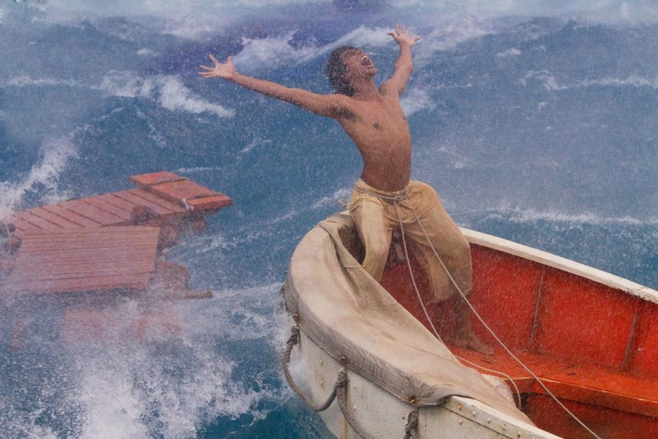 Life of Pi de Ang Lee | 23 août 2012