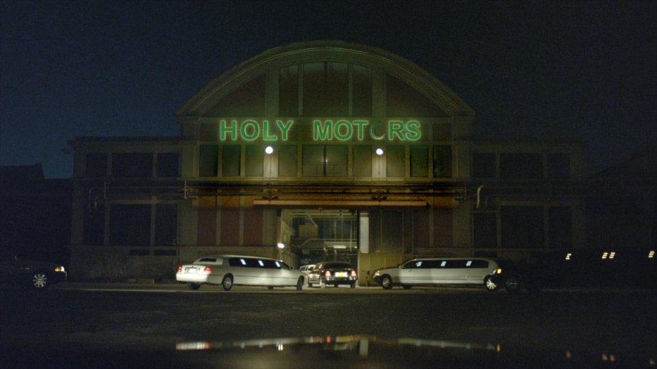 Holy Motors de Leos Carax | 23 août 2012