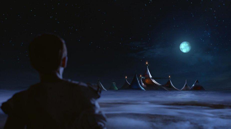 Cirque du Soleil : Worlds Away d'Andrew Adamson | 23 août 2012