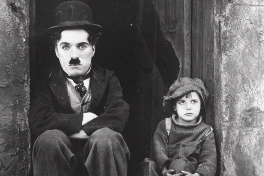Le comédien Charlie Chaplin apparaîtrait sur une bande... (Photo: archives AP)