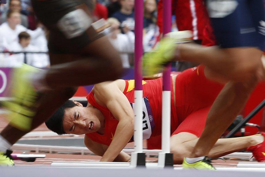 Liu Xiang... (Photo Mark Blinch, Reuters)