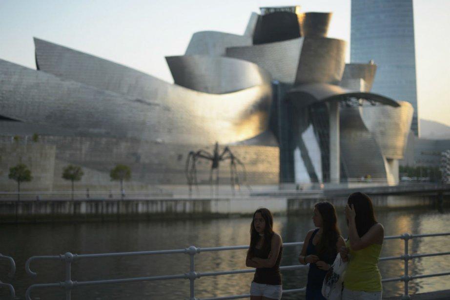 Le musée Guggenheim de Bilbao est l'une des...