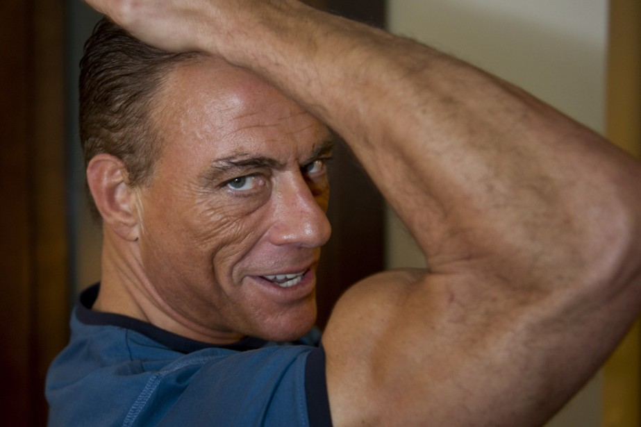 Jean-Claude Van Damme... (Photo Paul Chiasson, archives La Presse Canadienne)