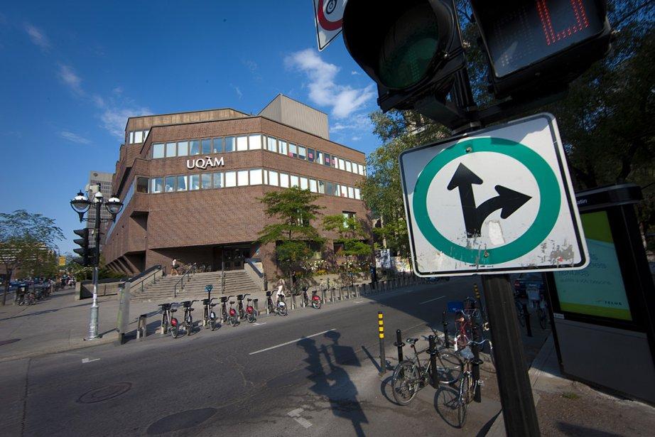Seuls la Faculté des sciences humaines, la Faculté... (Photo: André Pichette, La Presse)