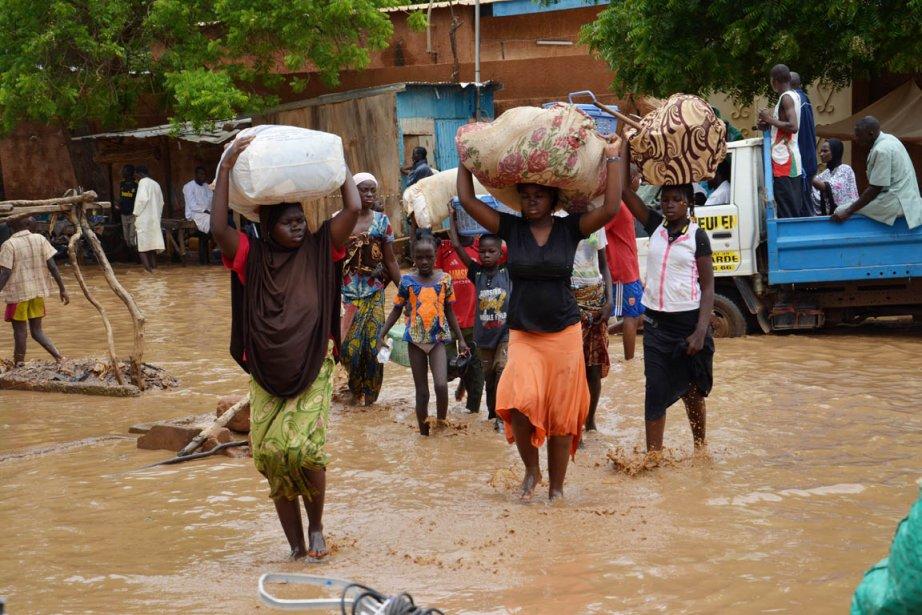 Le Niger a lancé cette semaine un appel... (Photo : Boureima Hama, AFP)
