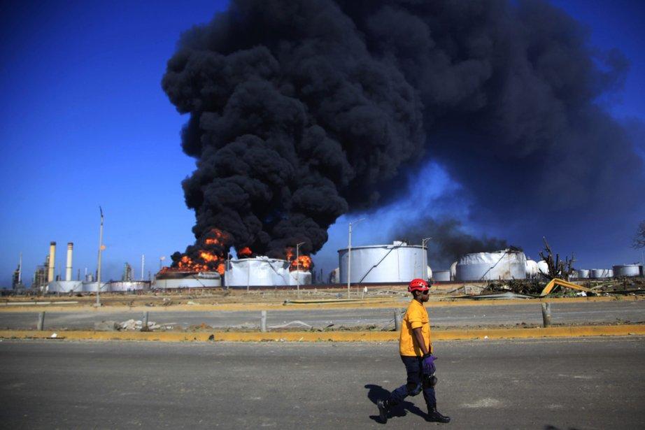 Venezuela: après l'explosion dans une raffinerie, nouveaux standards de  sécurité