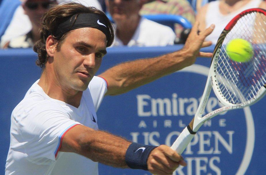 Le numéro un mondial, Roger Federer.... (Photo: AP)