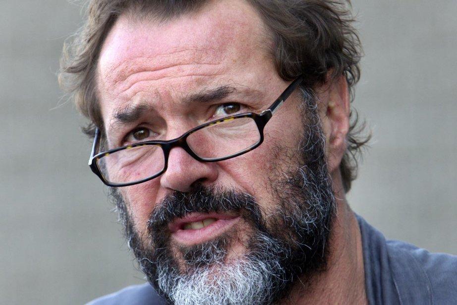 L'acteur allemand Sebastian Koch, de passage à Montréal... (Photo: Robert Skinner, La Presse)
