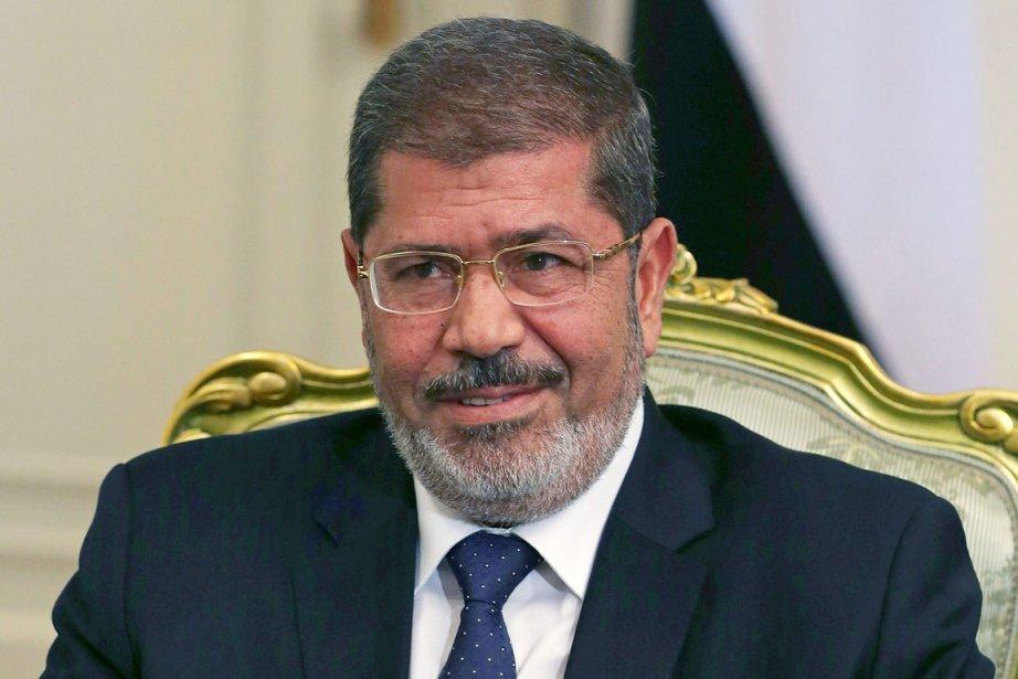 Le président égyptien Mohammed Morsi (ci-dessus) a nommé... (PHOTO MARK WILSON, ARCHIVES AFP)