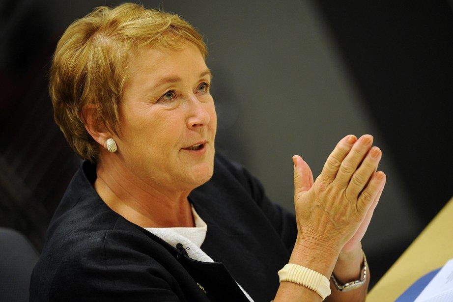 Pauline Marois, chef du Parti québécois.... (Photo: Érick Labbé, Le Soleil)