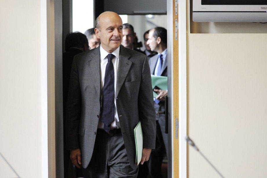 Le maire de Bordeaux Alain Juppé.... (PHOTO GONZALO FUENTES, REUTERS)