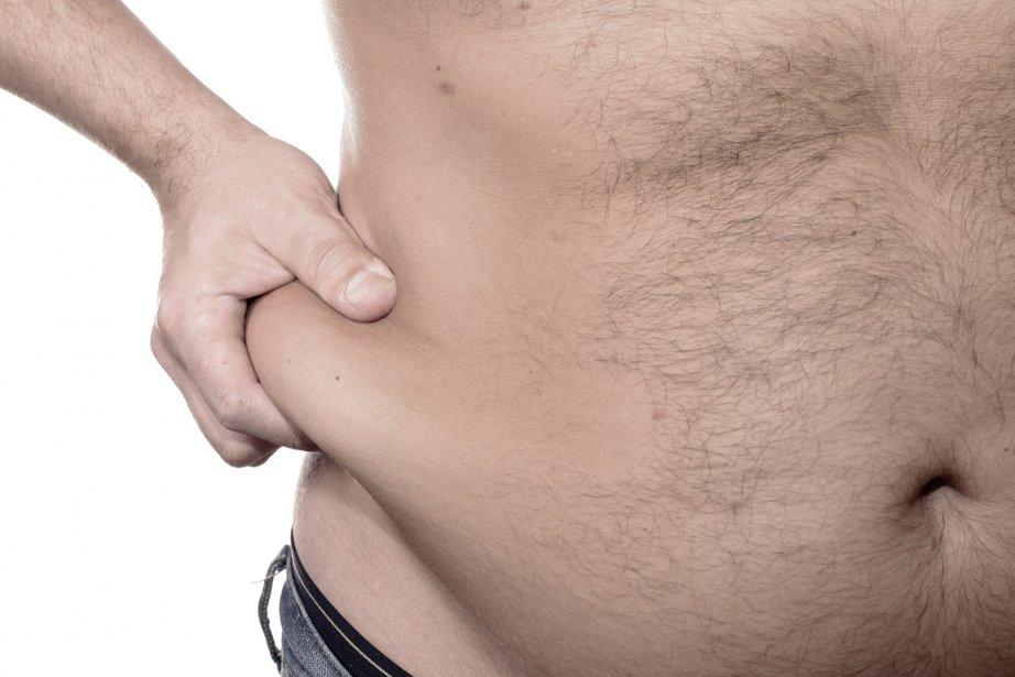 75% de la population masculine australienne est obèse... (Photo RelaxNews)