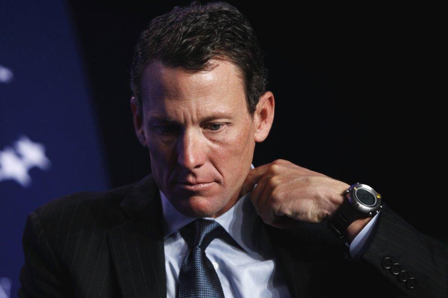 Lance Armstrong doit prononcer un discours à Montréal... (Photo: Reuters)