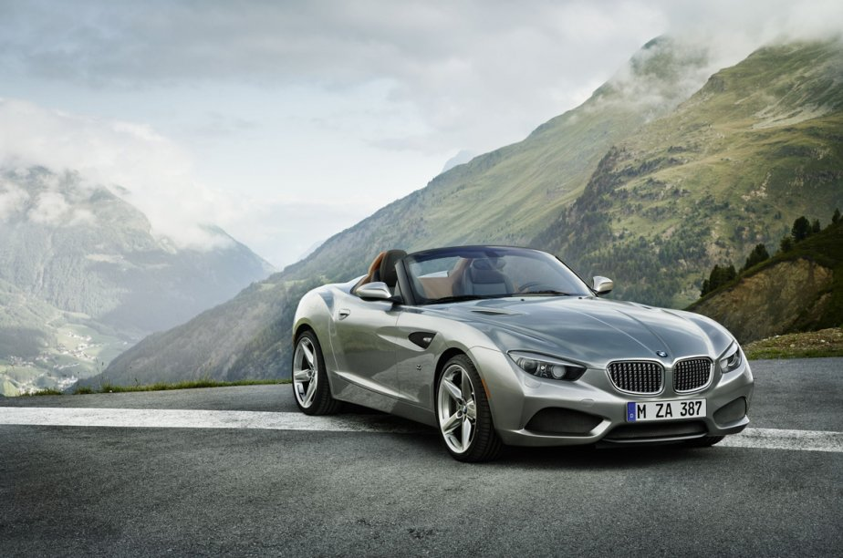 Le premier roadster signé BMW et Zagato.... (Photo fournie par BMW)