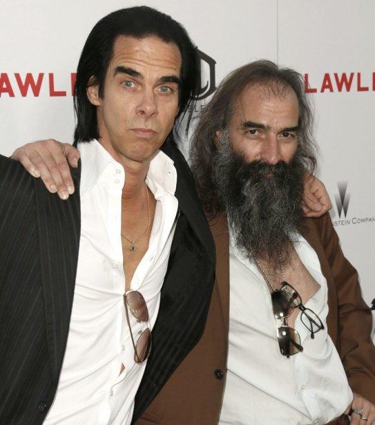 Nick Cave et Warren Ellis | 29 août 2012