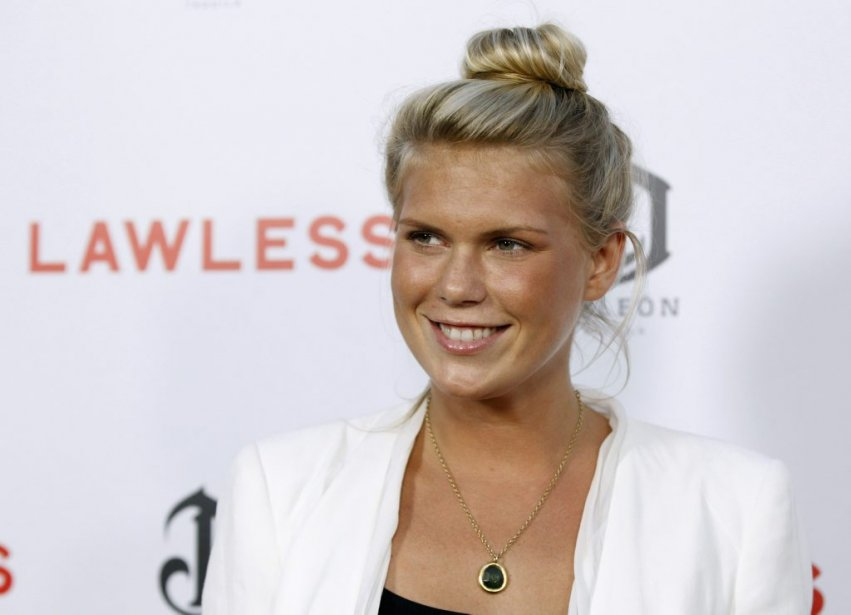 Alexandra Richards, fille de Keith Richards des Rolling Stones. | 29 août 2012